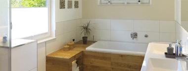 Plissee Badezimmer